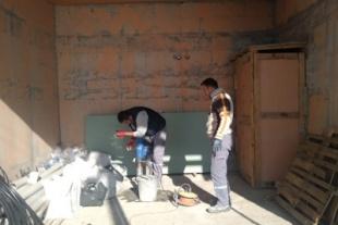 beton numune alımı